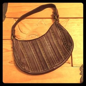 Fossil Bags - Shoulder or hand purse by Fossil.